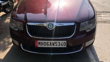 Used Skoda Superb car 2010 for sale at low price