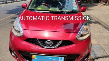 Used Nissan Micra Active car at low price
