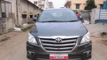 Toyota Innova 2.5 ZX Diesel 7 Seater 2014 for sale