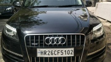 Used Audi Q7 car at low price