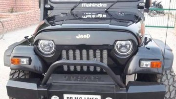 2005 Mahindra Thar for sale at low price