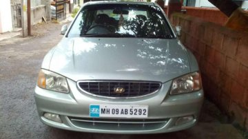 Used Hyundai Accent car 2003 for sale at low price