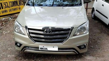 Used Toyota Innova car 2007 for sale at low price