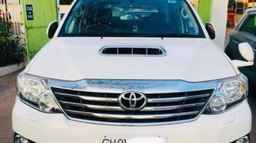 Used Toyota Fortuner 4x4 AT 2015 for sale
