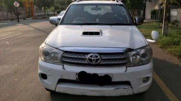 Used Toyota Fortuner car 2010 for sale at low price