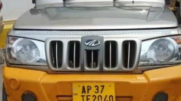 Used Mahindra Bolero car 2015 for sale at low price