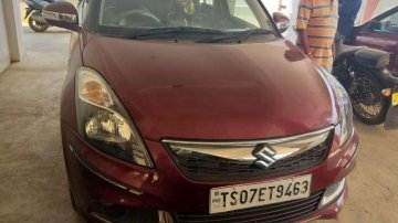 Used Maruti Suzuki Swift Dzire car 2015 for sale at low price