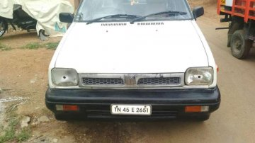 Maruti Suzuki 800, 1995, LPG for sale