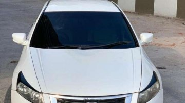 Honda Accord 2.4 Elegance MT, 2010, Petrol for sale