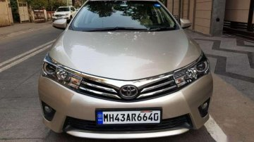 Used Toyota Corolla Altis car 2015 for sale at low price