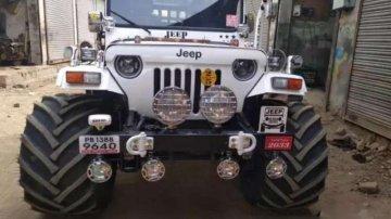 Mahindra Thar 2017 for sale