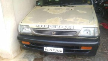 Maruti Suzuki 800, 1999, Petrol for sale