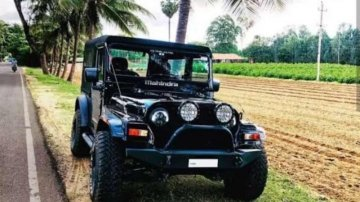 2018 Mahindra Thar for sale at low price