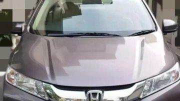 Honda City i-VTEC CVT VX 2015 for sale