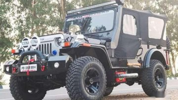 Used Mahindra Thar car 2000 for sale at low price