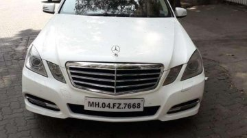 2013 Mercedes Benz E Class for sale at low price