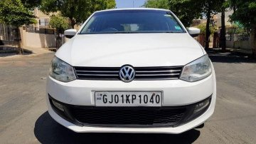 Used Volkswagen Polo Petrol Highline 1.2L MT 2012 for sale