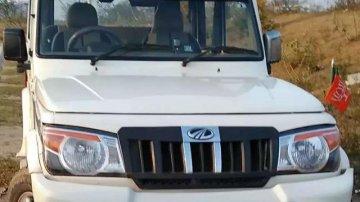 Used 2014 Mahindra Bolero MT for sale