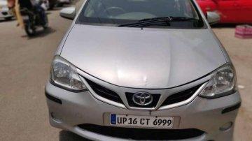 Used Toyota Etios Liva car GD MT at low price