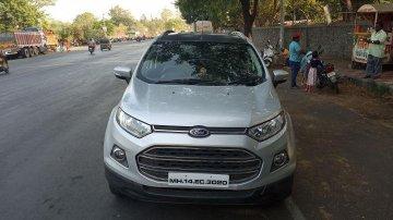 Used Ford EcoSport 1.5 DV5 MT Titanium car at low price