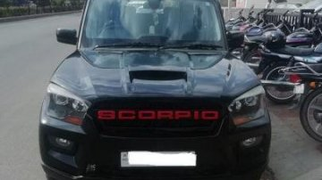 Used 2015 Mahindra Scorpio S10 7 Seater MT for sale