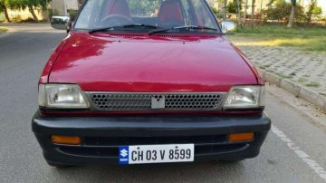 Used Maruti Suzuki 800 car MT at low price