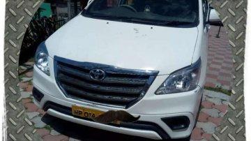2012 Toyota Innnova for sale