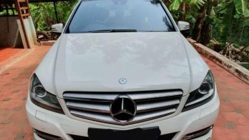 Used Mercedes Benz C Class 2012 for sale  car at low price