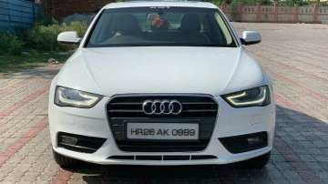 Used 2012 Audi A4 2.0 TDI Multitronic AT for sale