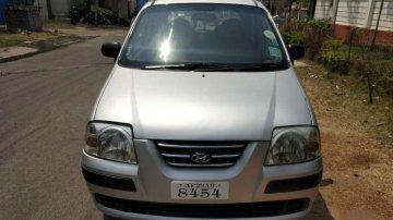 Used Hyundai Santro Xing car at low price