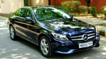 Mercedes Benz C-Class C 250 CDI Avantgarde AT 2016 for sale