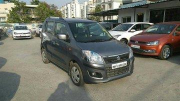 Used 2016 Maruti Suzuki Wagon R  AMT VXI AT for sale