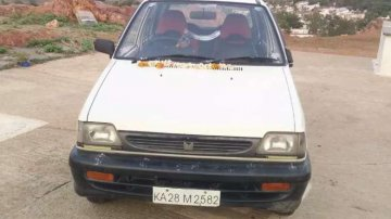 Maruti Suzuki 800 2000 for sale