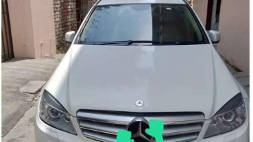 Mercedes-Benz C-Class 2010 AT for sale