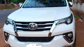 Used Toyota Fortuner 2017 4x2 AT for sale