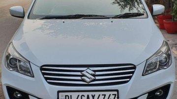 Maruti Suzuki Ciaz Alpha 1.4 AT, 2017, Petrol for sale