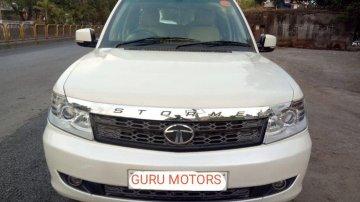 Used Tata Safari Storme  EX MT car at low price