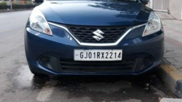 Maruti Suzuki Baleno Delta MT 2017 for sale