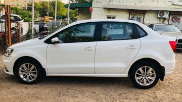 Used Volkswagen Ameo 1.5 TDI Highline AT 2017 for sale