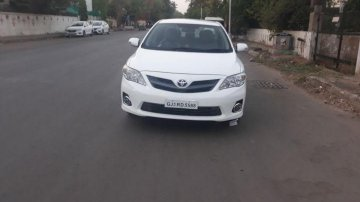 Used Toyota Corolla Altis Diesel D4DJ MT car at low price