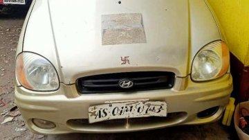 Hyundai Santro, 2002, Petrol MT for sale
