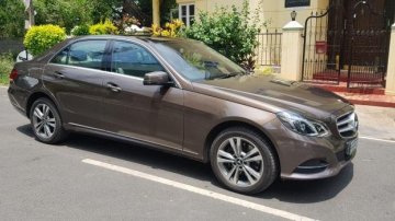 2015 Mercedes Benz E Class AT for sale at low price
