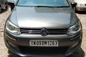 Volkswagen Polo Diesel Highline 1.2L MT 2011 for sale