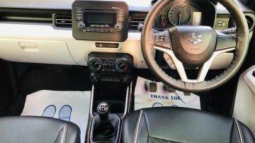 Used 2017 Maruti Suzuki Ignis 1.2 Delta MT for sale