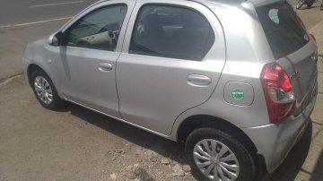 Used Toyota Etios Liva G MT 2015