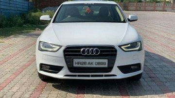 Used Audi A4 New  2.0 TDI Multitronic AT 2012 for sale