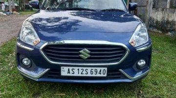 2017 Maruti Suzuki Swift Dzire MT for sale at low price