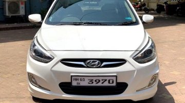 Hyundai Verna VTVT 1.6 SX Option MT for sale