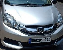 Used Honda Mobilio  E i-VTEC MT car at low price