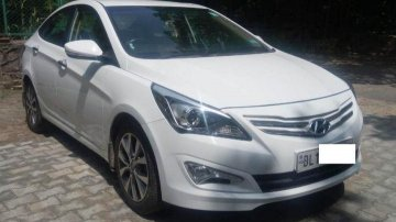Hyundai Verna 1.6 CRDi AT SX for sale